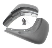 Volvo Mud Flap Kit Front (S60 V70) - Genuine Volvo 30664195