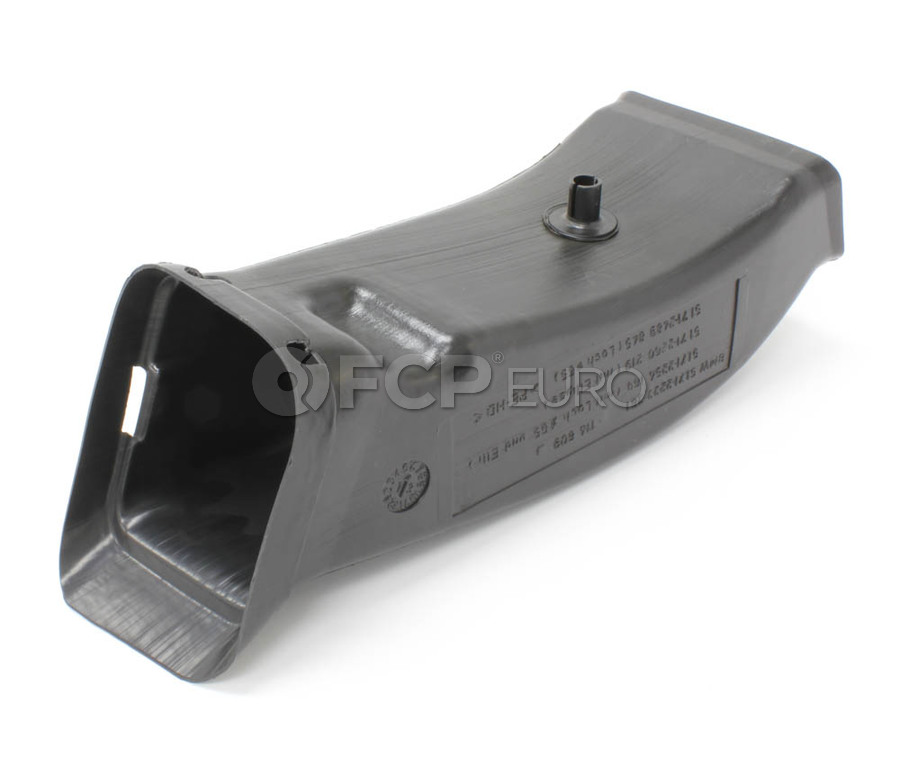 BMW Front Left Brake Air Duct (M Technic) - Genuine BMW 51712233361