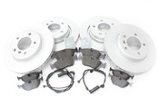 BMW Brake Kit - Genuine BMW 34116855152KTFR2