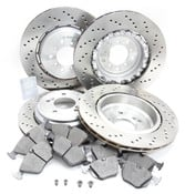 BMW Brake Kit - ZCPBKKITFULL2