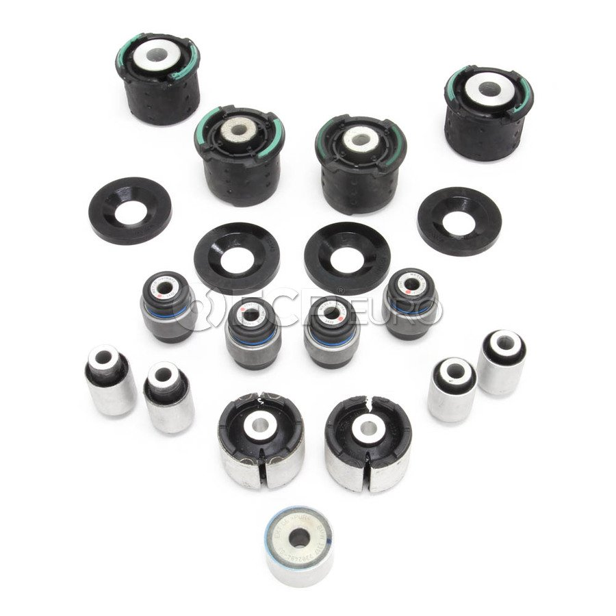 BMW Comprehensive Bushing Kit With Spacers Rear (M3 Z4M