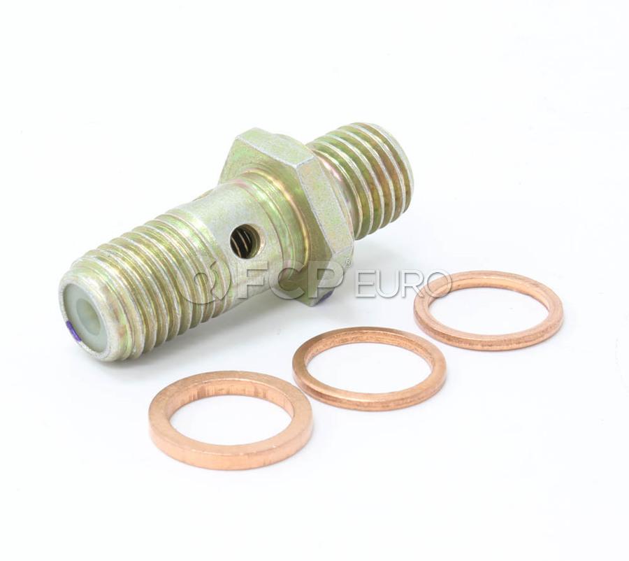 Audi VW Fuel Pump Check Valve - Bosch 1587010532