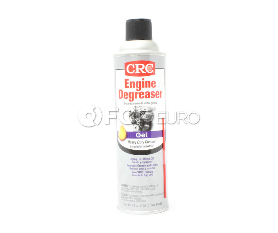 CRC Engine Degreaser Gel (15oz) - CRC Industries 05026