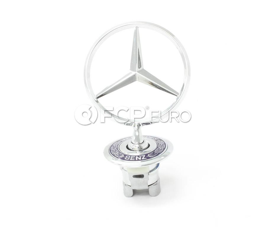 Mercedes Hood Ornament - Genuine Mercedes 1408800286