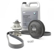 BMW Water Pump Replacement Kit - 240432AKT6