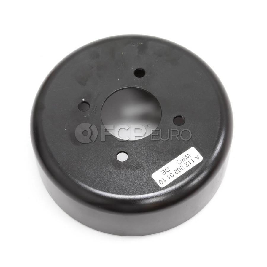 Mercedes Water Pump Pulley - Genuine Mercedes 1122020110