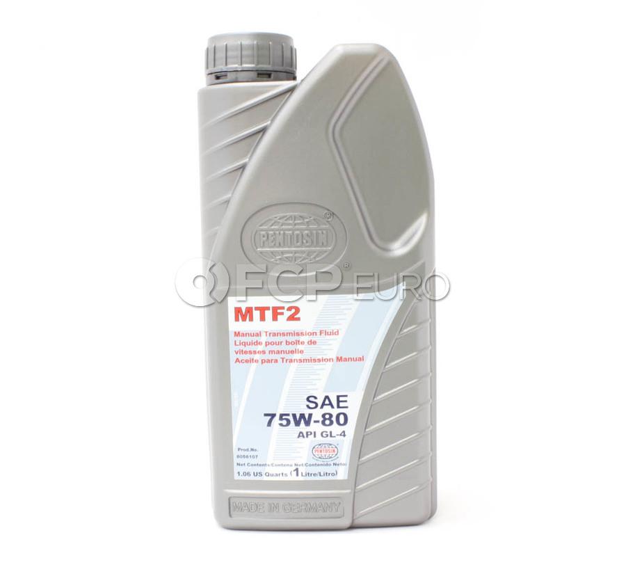 BMW 75W80 MTF-LT-2 Manual Transmission Fluid (1 Liter) - Genuine BMW 83222339219