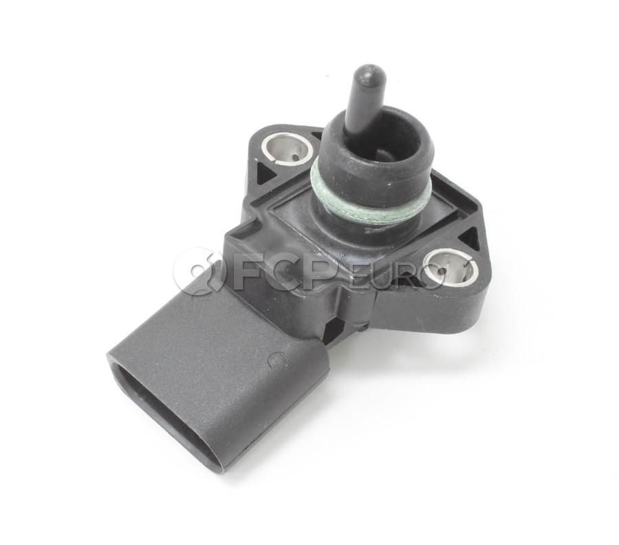 Audi VW Boost Pressure Sensor - Bosch 038906051