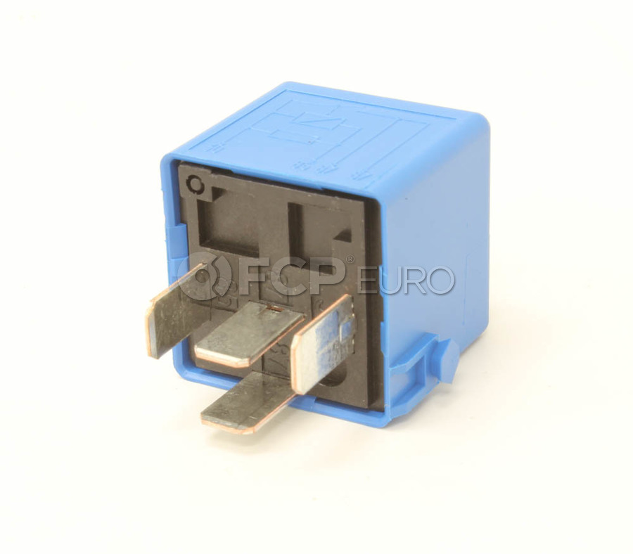 BMW Relay (4-Prong) - Genuine BMW 61366915327