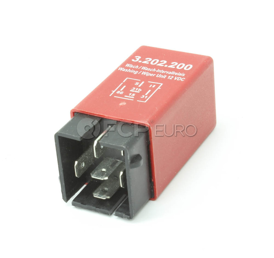 Volvo Wiper Relay Intermittent - KAE 9140663