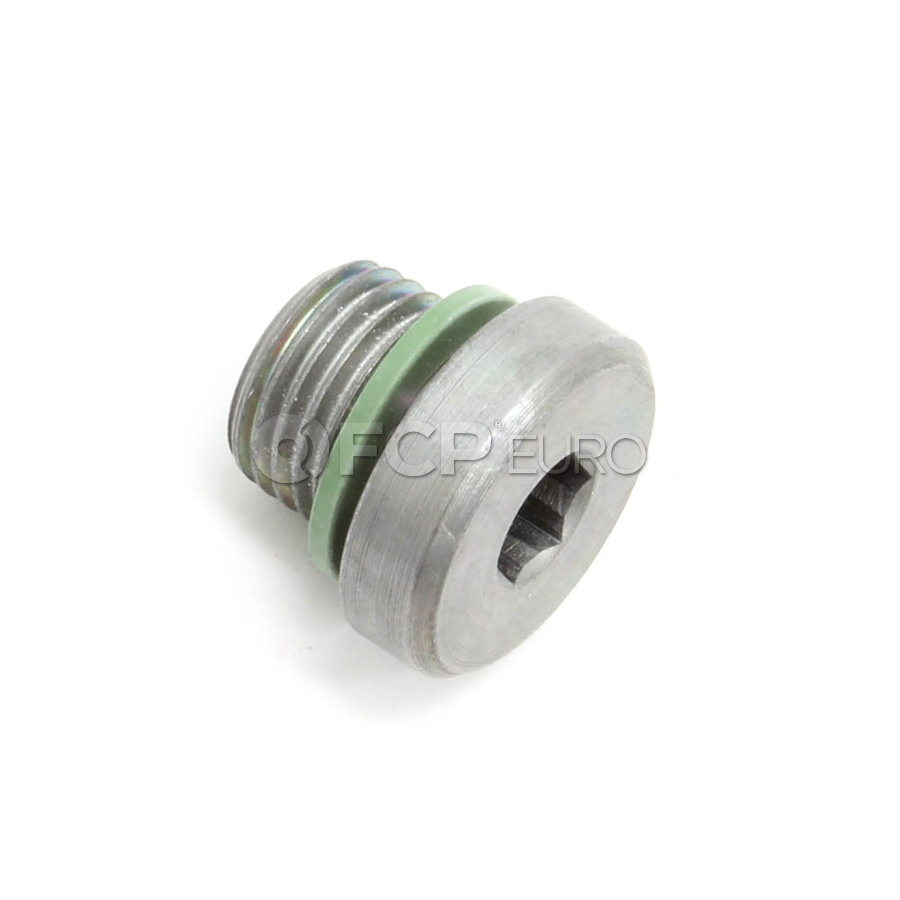 Mini Cooper Automatic Transmission Drain Plug (M10) - Genuine Mini 24117573539