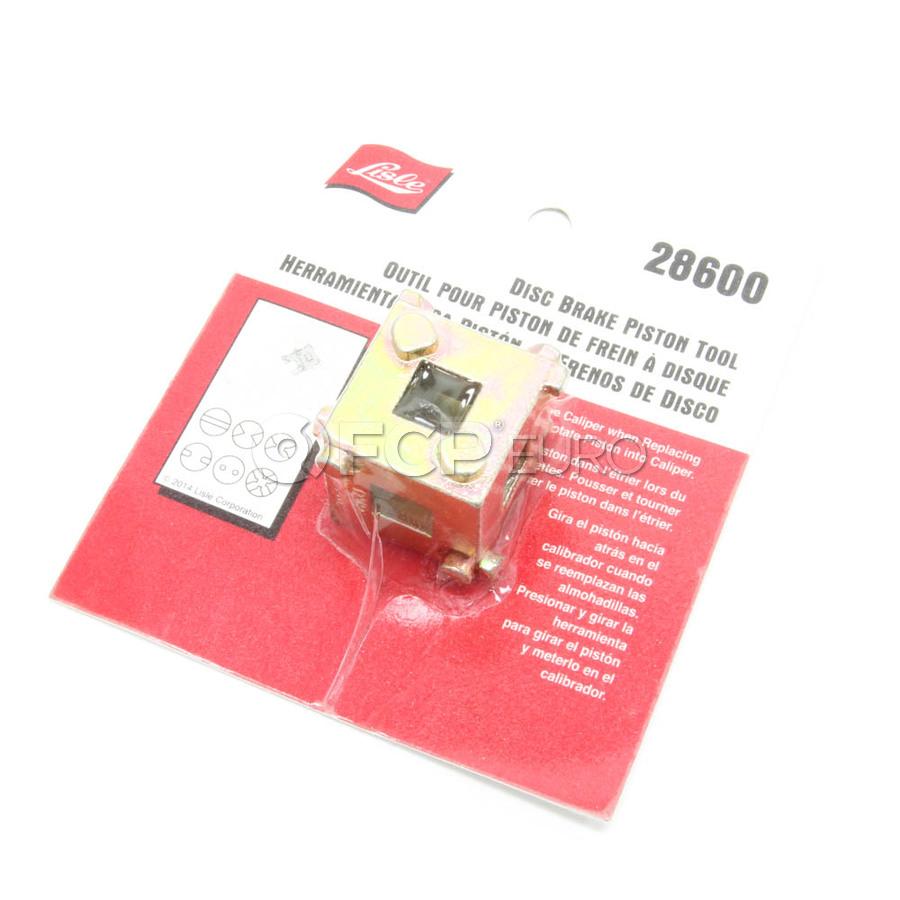Disc Brake Piston Tool - Lisle 28600