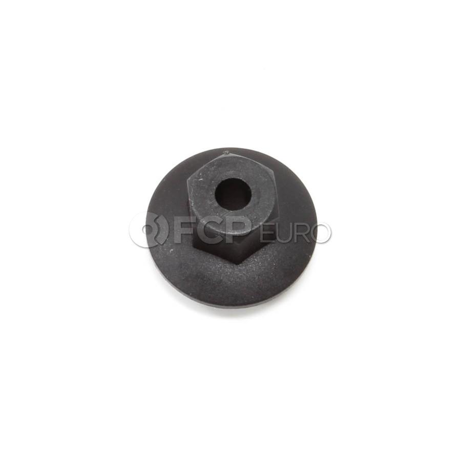 BMW Plastic Nut For Coarse Threaded Pin - Genuine BMW 16131183133
