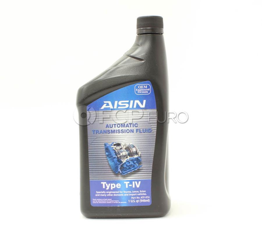 Automatic Transmission Fluid (1 Liter) - Aisin 1161540