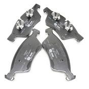 Mercedes Brake Kit - Zimmermann 516268