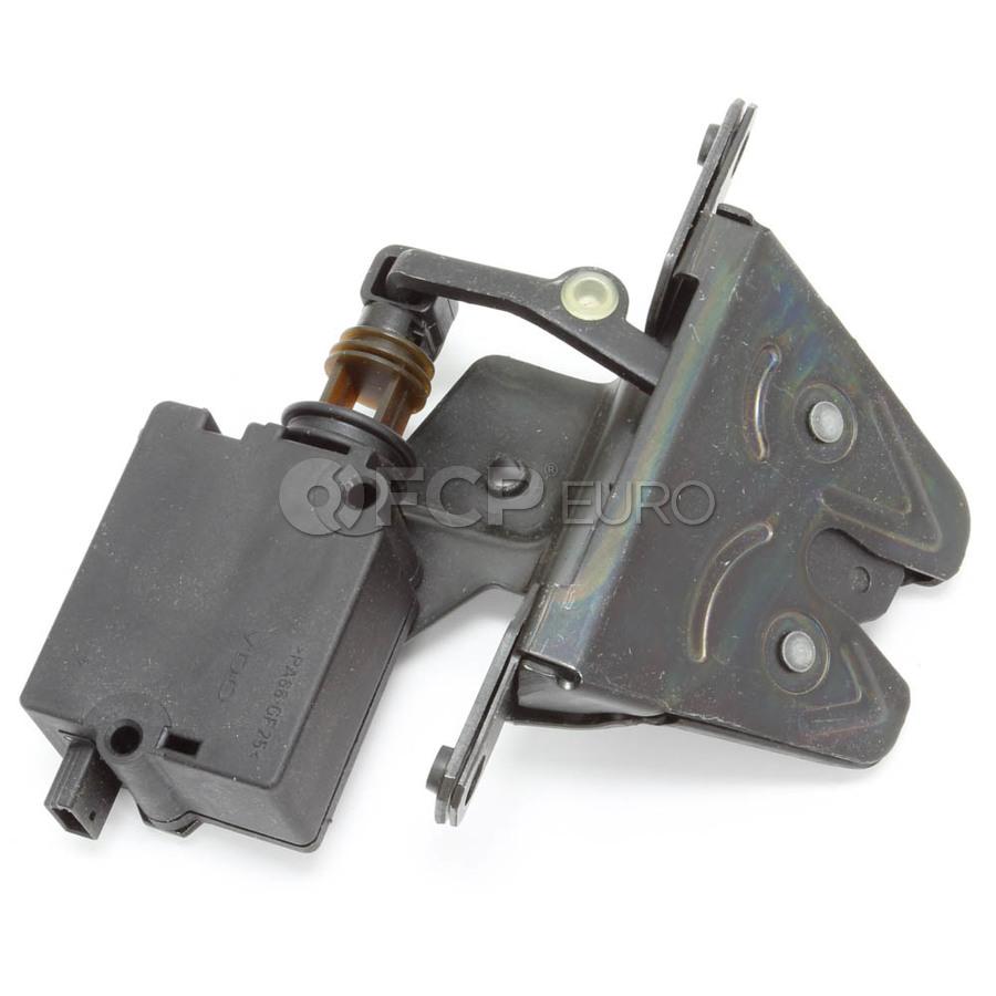 BMW Trunk Lock Actuator - Genuine BMW 51248172177