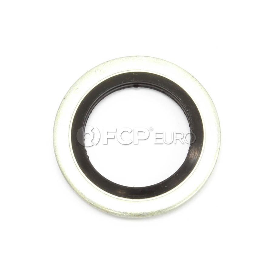 Saab Transmission Oil Cooler Hose Fitting Seal - Pro Parts 4161162
