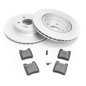 Mercedes Brake Kit - Zimmermann R129RBK1