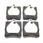 Mercedes Brake Pad Set - Genuine Mercedes 003420282041