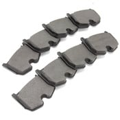 Mercedes Brake Pad Set - Pagid 0034207120