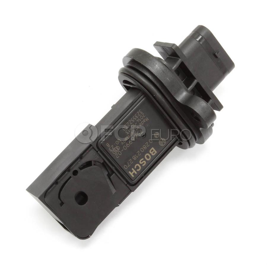 BMW Mass Air Flow Sensor - Bosch 13627566990