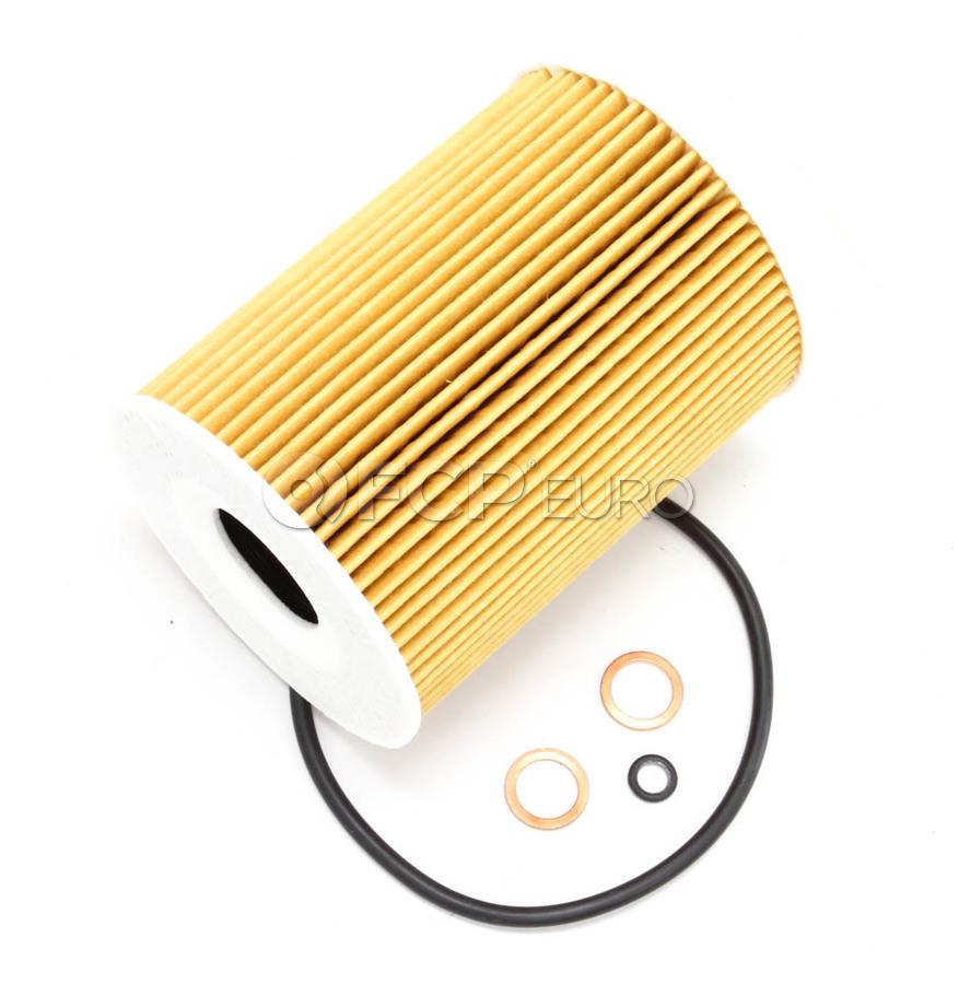 BMW Engine Oil Filter Kit - Genuine BMW 11427837997