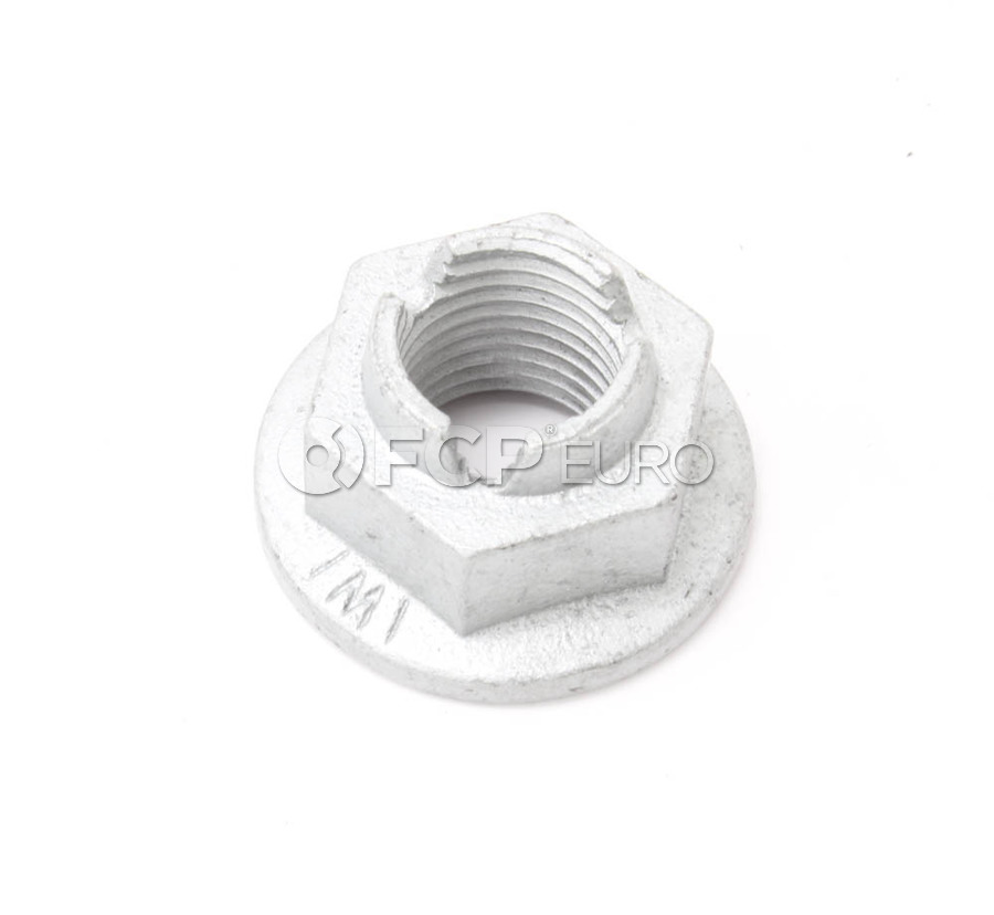 BMW Hex Nut with Collar (M14x1.5) - Genuine BMW 31106768886