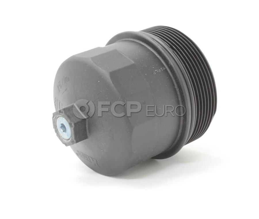 BMW Engine Oil Filter Cover - Hengst 11427521353