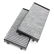 BMW Cabin Air Filter Set - Mahle LAK221/S
