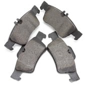 Mercedes Brake Pad Set - Pagid 0004230230