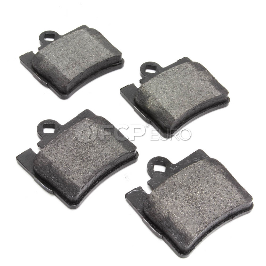 Mercedes Brake Pad Set - Pagid 0034200620