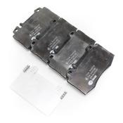 Mercedes Brake Kit Comprehensive (S500) - Zimmermann W220SPTLATEFRBK