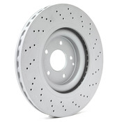 Mercedes Brake Disc- Zimmermann 2034210912