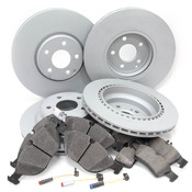 Mercedes Brake Kit Comprehensive - Zimmermann W211E500FULLBK1