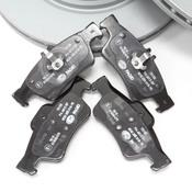 Mercedes Brake Kit Comprehensive (C32 C55 AMG) - W203AMGFULLBK1