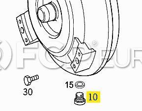 Mercedes Automatic Transmission Torque Converter Drain