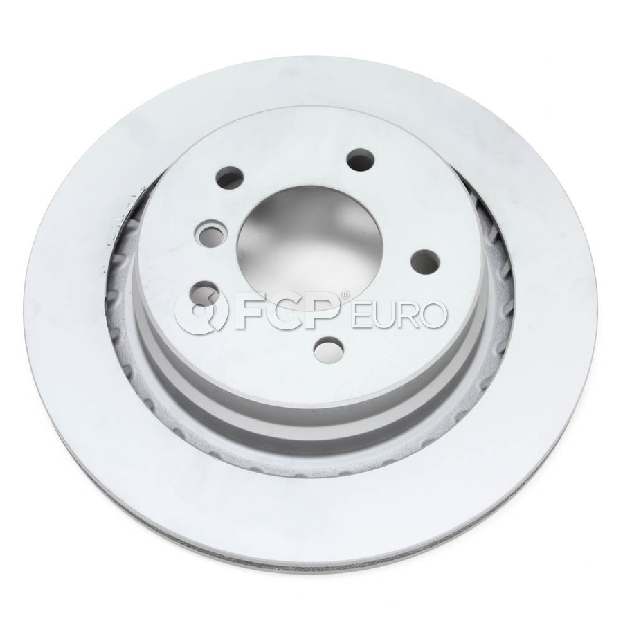 BMW Brake Disc - Zimmermann 34212227178