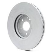 Mercedes Brake Disc - Zimmermann 2104212312