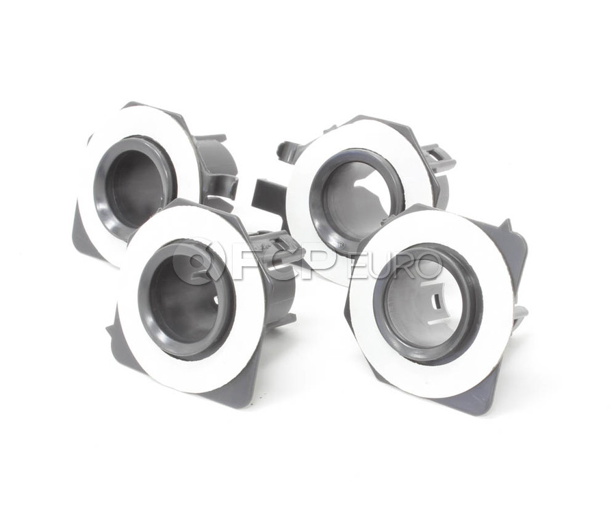 BMW Set Mounts Pdc Sensor Front (Pdc) - Genuine BMW 51110007409
