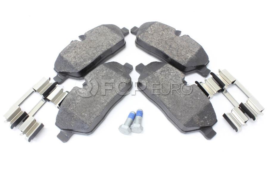 Mini Brake Pad Set - Genuine Mini 34116794056