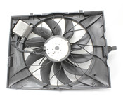 BMW Engine Cooling Fan Assembly - Mahle Behr 17422282936