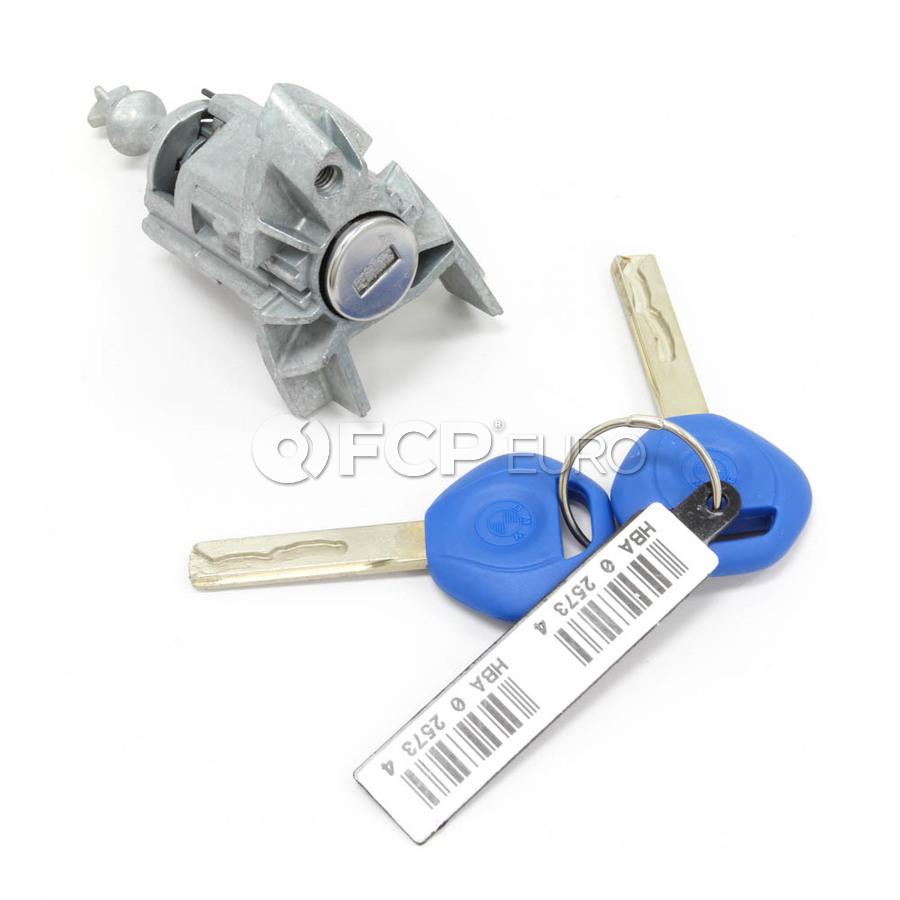 BMW Door Lock Cylinder (X5) - Genuine BMW 51217035421