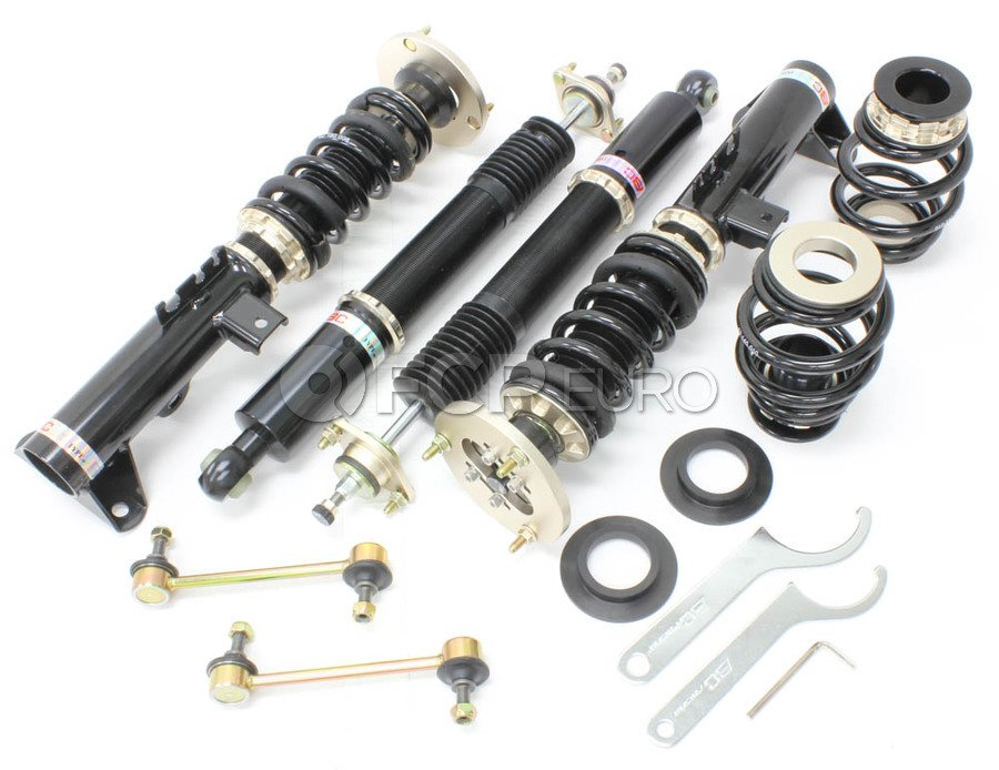 BMW BR Series Coilover Kit - BC Racing I-26-BR