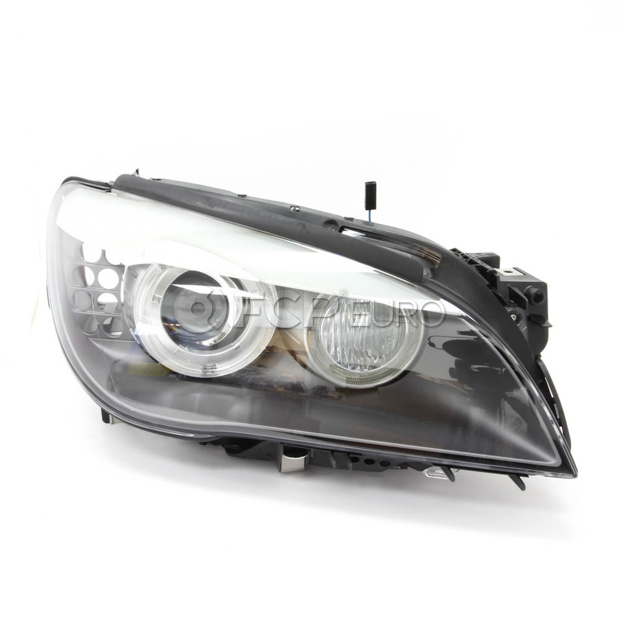 BMW Headlight Assembly Right - ZKW 63117228424