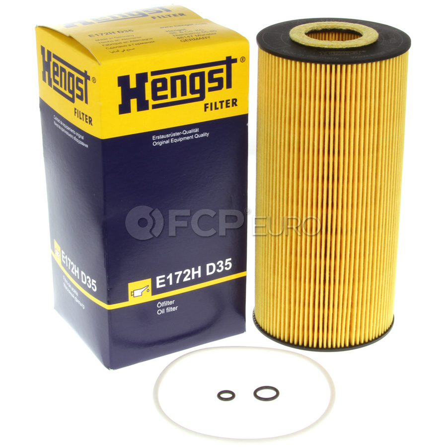 Mercedes Engine Oil Filter (E300)