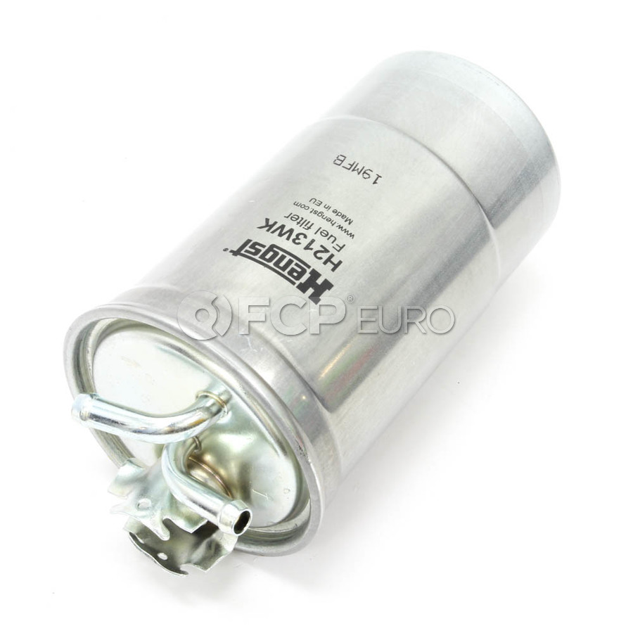 VW Fuel Filter - Hengst 1H0127401E