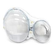 Mercedes Headlight Lens - Hella 2108201680