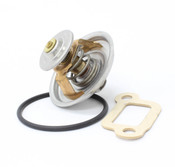BMW Engine Coolant Thermostat - Vernet 11531466174-75