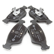 Mercedes Brake Pad Set - Pagid 0024204420