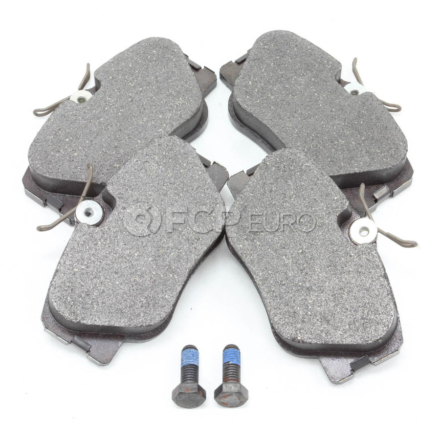 Mercedes Brake Pad Set - ATE 000420992067